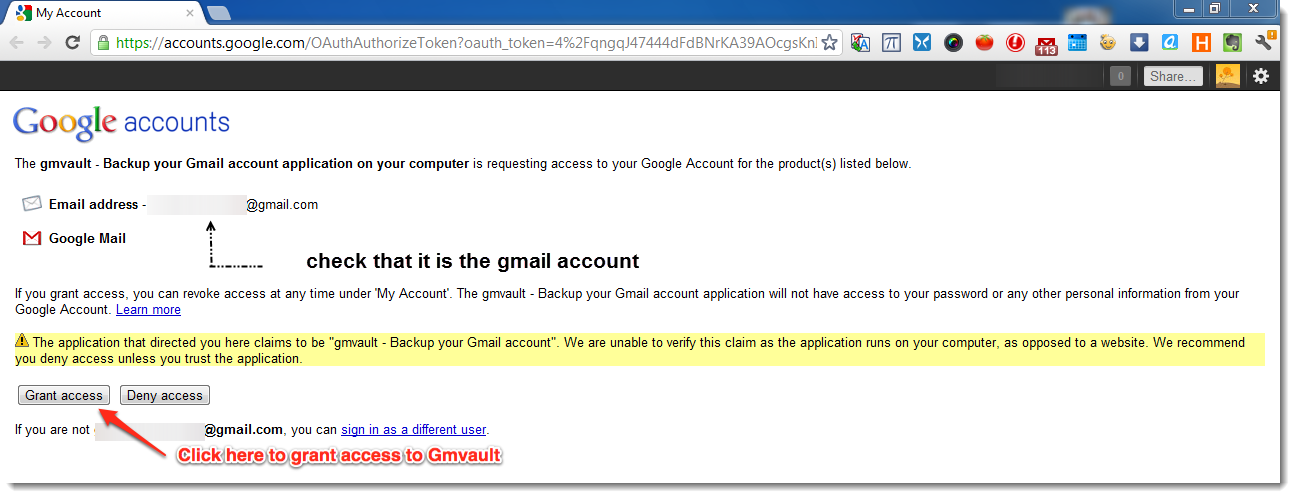 Gmvault: gmail backup